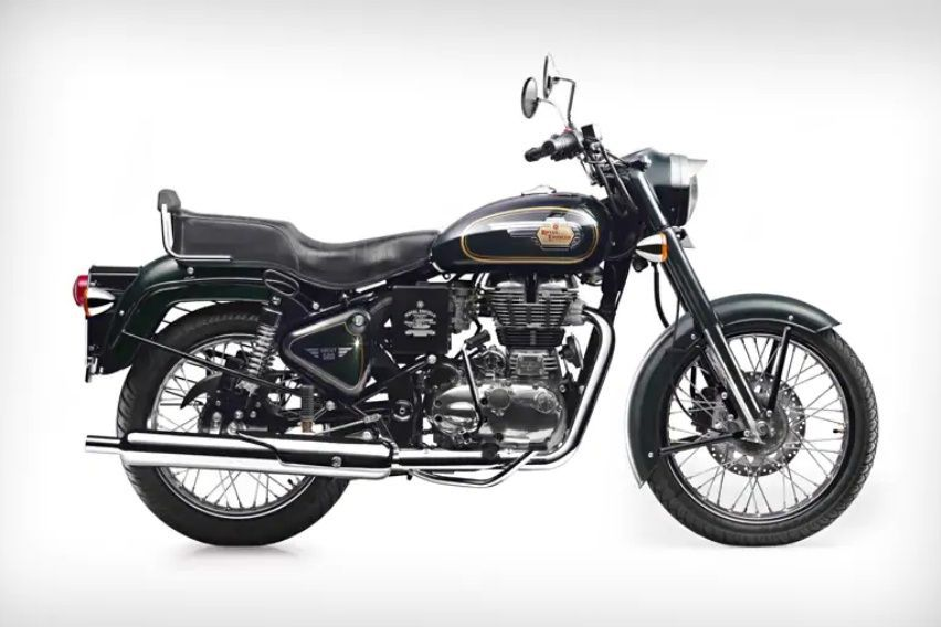 Royal Enfield Di India